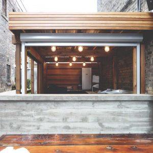 Patio Kitchen